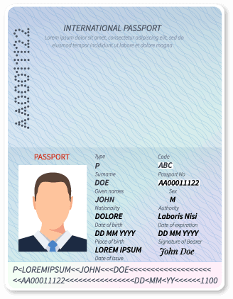 Identification card