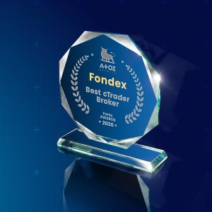 Fondex wins Best cTrader Broker Award
